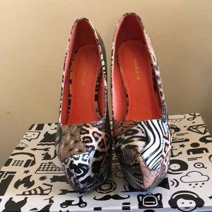 Shoe Republic LA Shoes - 8inch stilettos ❗️IN SUPERB CONDITION❗️